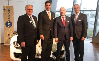 Porsche Museum wird zum Treffpunkt für Digitalisierung